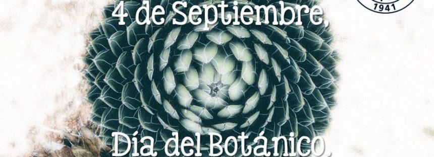 Hoy se conmemora el día del botánico