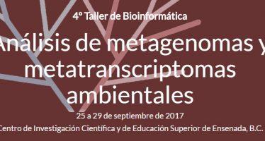 4° Taller de Bioinformática Análisis de Metagenomas y Metatranscriptomas Ambientales