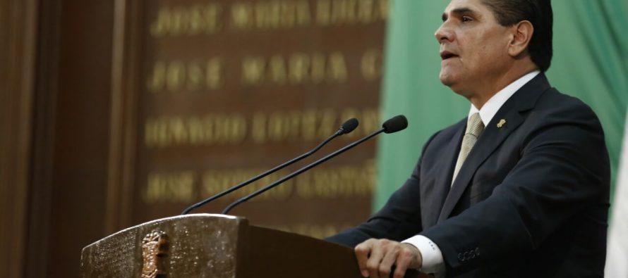 Michoacán es otro, después de dos años de trabajo, asegura el gobernador Silvano Aureoles