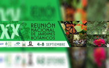 XXX Reunión Nacional de jardines botánicos