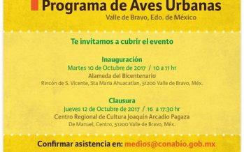 1° Encuentro nacional de coordinadores del programa de aves urbanas