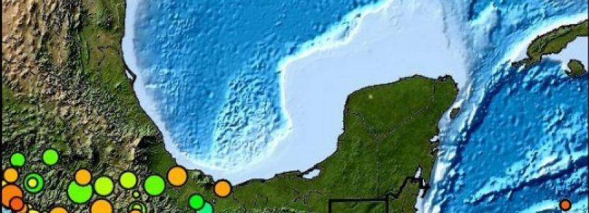 Es real la alerta de tsunami de tres metros en el Pacífico Medio con afectación a Chiapas, Oaxaca, Guerrero y Michoacán