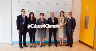 Miguel Mancera está en Nueva York para atender actividades gubernamentales de lucha contra cambio climático