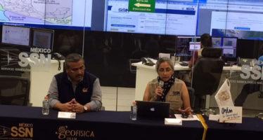 Conferencia sobre el #sismo ocurrido el día de hoy, martes 19 de septiembre de 2017, desde el Servicio Sismológico Nacional de la UNAM