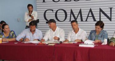 Convienen en Oaxaca no depositar escombros en áreas naturales protegidas ni humedales
