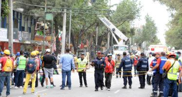 Académicos de la UNAM aseguran que quienes vivieron de cerca el sismo, son susceptibles a estrés postraumático