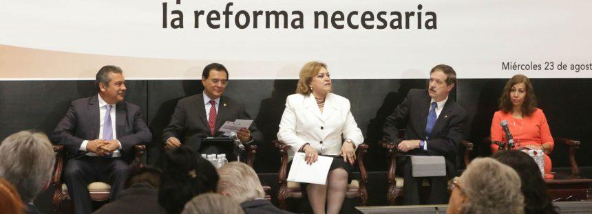 Indispensable un presupuesto suficiente hacia la educación de calidad para el desarrollo sostenible de México