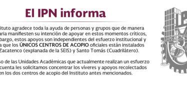 IPN informa