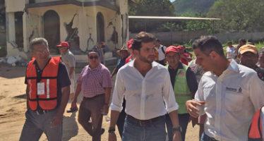 No inversiones importantes en San Pedro Huamelula y Magdalena Tlacotepec en Oaxaca: Sólo dinero para empleo temporal