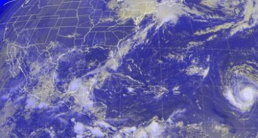 Tormentas fuertes se pronostican para gran parte del territorio nacional