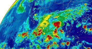 Continúan las tormentas intensas en gran parte de la República Mexicana