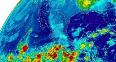 Tormentas intensas se pronostican para el occidente del país