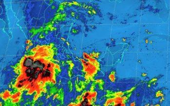 Persisten tormentas intensas en el sur del territorio nacional