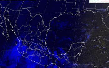 Tormentas intensas se esperan para el occidente del país