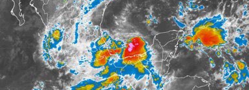 Tormentas torrenciales se esperan para distintos puntos del país