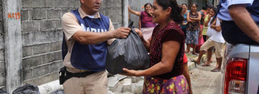 Se garantiza el apoyo a los damnificados del sismo del pasado 7 de septiembre en San Mateo del Mar