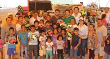 Sigue llegando ayuda a los albergues en Oaxaca