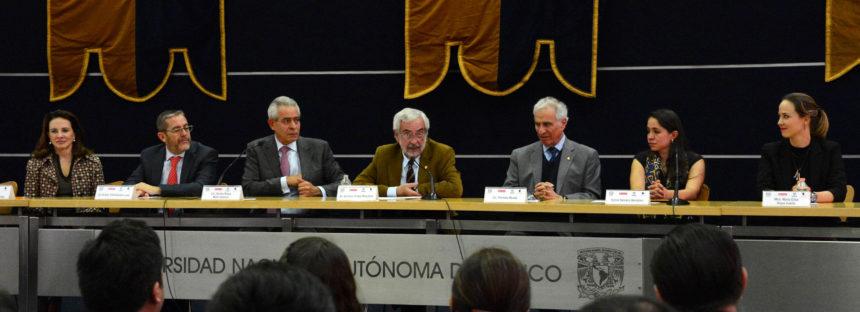 El rector de la UNAM alerta para estar preparados por terno de los jóvenes emigrantes