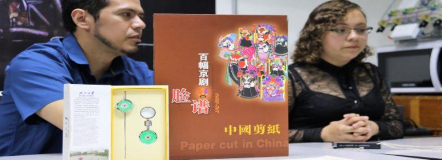 Aimé Veu Gordillo Valdés, estudiante del IPN, sobresale en concurso internacional de robótica en China