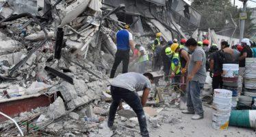 Confirma gobierno mexicano que no hay emergencias químicas por sismo