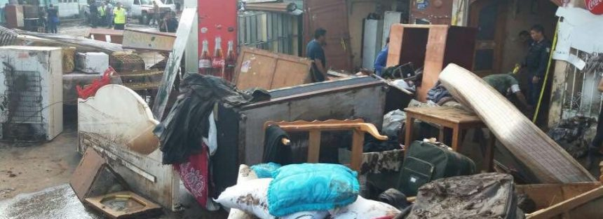 Inicia colecta de víveres en apoyo a los damnificados en Tlazazalca