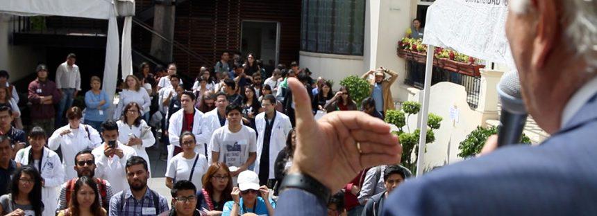 Las brigadas multidisciplinarias de la UAM brindan apoyo a los damnificados por el sismo del 19/9
