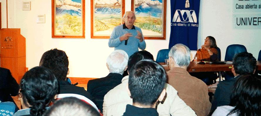 La economía mundial debe sustentarse en la conservación del medio ambiente, dice investigador de Chile