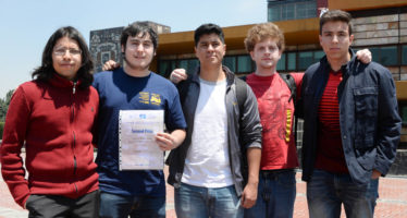 Equipo de la UNAM triunfa en competencias de matemáticas en Bulgaria