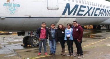Estudiantes del IPN desarrollan Tláloc, un satélite mexicano para estudiar tormentas