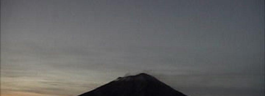 No hay evidencias de relación entre actividad del Popocatépetl y el sismo de 7.1 grados de hoy en Morelos: CENAPRED
