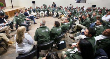 Se reúnen directores de Áreas Naturales Protegidas de México para revisar estatus y logros