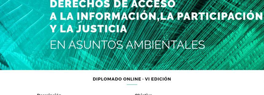 Curso online: Derechos de acceso a la información, la participación y la justicia