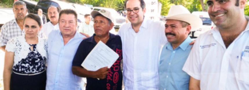En Colima apoyos del Programa de Fomento a la Productividad Pesquera y Acuícola