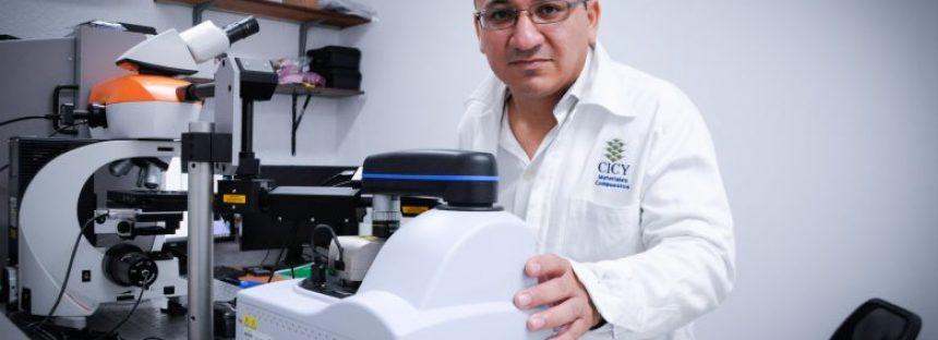 El Dr. Francis Avilés Cetina, científico del CICY, gana Premio de Investigación 2017 de la Academia Mexicana de Ciencias
