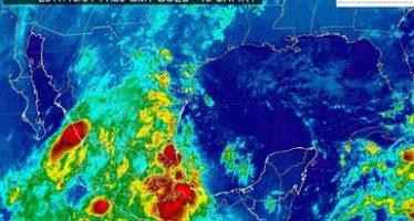 Tormentas intensas se pronostican en distintos puntos del país