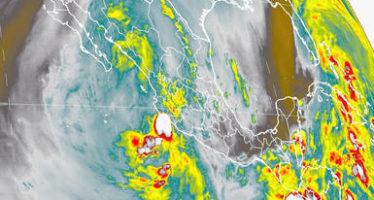 Para hoy se esperan tormentas intensas en distintos puntos del territorio nacional