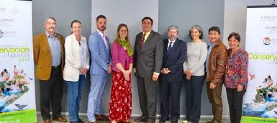 El Comisariado de Bienes Comunales de Villa Díaz Ordaz, Oaxaca, recibe un Reconocimiento a la Conservación de la Naturaleza 2017