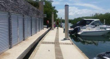 Por construir regaderas en muelle en Cancún, Profepa sanciona a Marina Kaybal