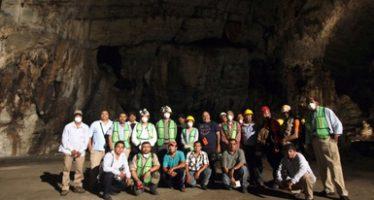 Reabren acceso a las grutas de Cacahuamilpa en Guerrero pues no existen riesgos para visitantes