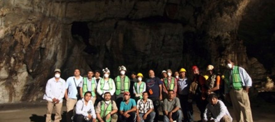 Reabren Acceso A Las Grutas De Cacahuamilpa En Guerrero