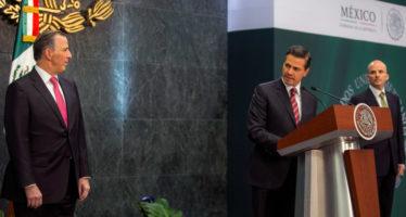 Cambios en gabinete de EPN: José Antonio Meade Kuribreña, virtual candidato del PRI a la presidencia