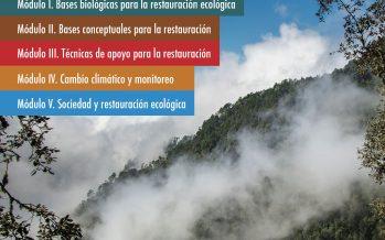 VIII Diplomado en Restauración Ecológica de Bosque de Niebla 2018