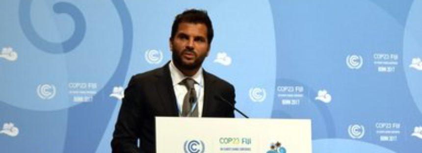Urge alentar la ambición climática y cumplir con acciones para implementar el Acuerdo de París *