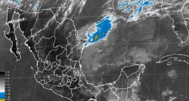 Tormentas fuertes en Tabasco, Chiapas y Yucatán