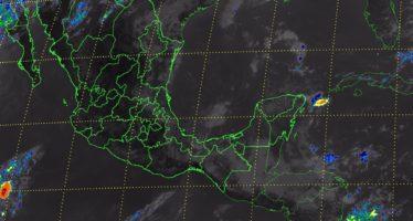 Mucho frío en todo México y viento del norte a 60 km/h en el Istmo y el Golfo de Tehuantepec