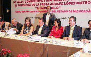 Michoacán materializa proyecto para producción intensiva y sustentable de tilapia en la presa El Infiernillo