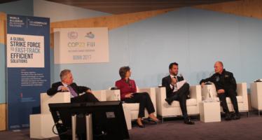Necesario integrar al sector privado para enfrentar el cambio climático con tecnologías limpias y eficientes