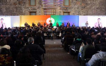 Expertos debaten en el Segundo Encuentro Nacional de Respuestas al Cambio Climático sobre Innovación en ciencia y tecnología