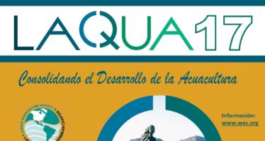 En Mazatlán desde mañana, LACQUA17 – Latin American & Caribbean Aquaculture 17
