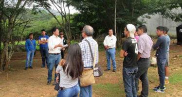 Estudiantes y docentes de Guatemala conocen el Programa de Conservación y Mejoramiento Genético del Borrego Chiapas